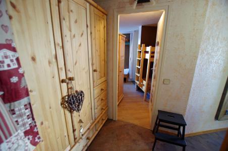 Rent in ski resort Studio cabin 5 people (210CL) - La résidence le Palafour - Tignes - Apartment