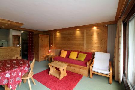 Rent in ski resort Studio sleeping corner 4 people (1003CL) - La résidence le Palafour - Tignes - Kitchenette