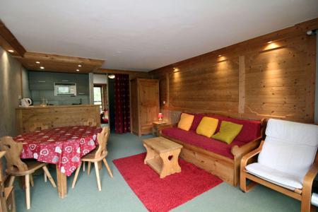 Rent in ski resort Studio sleeping corner 4 people (1003CL) - La résidence le Palafour - Tignes - Living room
