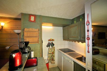 Rent in ski resort Studio sleeping corner 4 people (204CL) - La résidence le Palafour - Tignes - Kitchenette