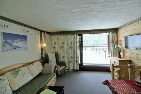 Rent in ski resort Studio sleeping corner 4 people (204CL) - La résidence le Palafour - Tignes - Living room