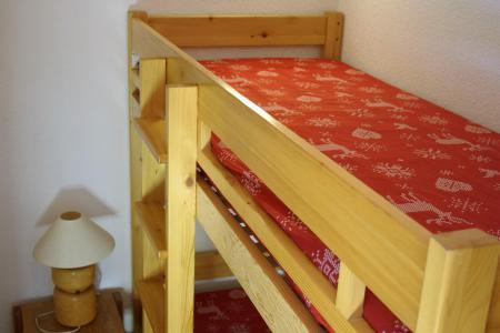 Rent in ski resort 2 room apartment 4 people (21CL) - La résidence le Shamrock - Tignes - Bunk beds