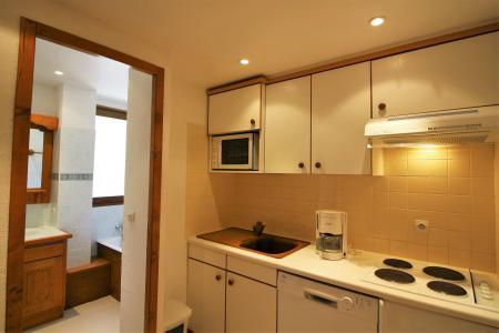 Location au ski Appartement 2 pièces 4 personnes (12BCL) - La résidence le Shamrock - Tignes