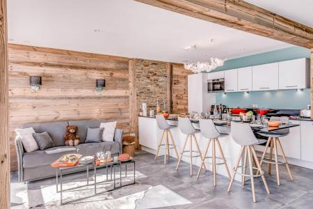 Rent in ski resort Studio 6 people (27CL n'est plus commercialisé) - La résidence le Shamrock - Tignes