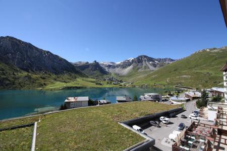 Rent in ski resort Studio 4 people (23CL) - La résidence les Cimes - Tignes