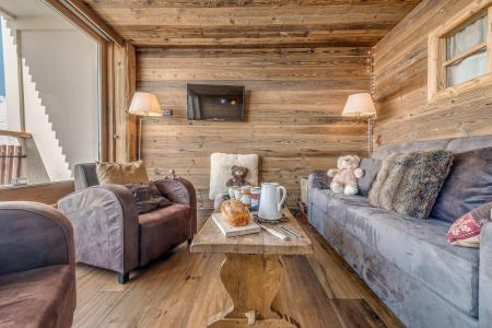 Rent in ski resort 4 room apartment 8 people (A3P) - La Résidence les Hauts Lieux - Tignes