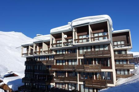 Location Tignes : La Résidence Pramecou hiver