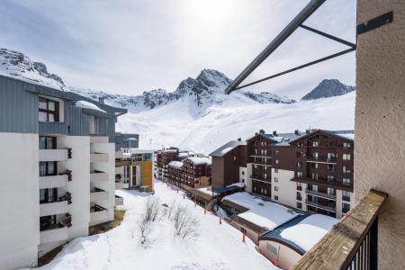 Location au ski Appartement duplex 2 pièces 5 personnes (C-CENTAUREE) - La Résidence Pramecou - Tignes - Extérieur hiver