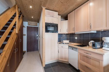 Location au ski Appartement duplex 2 pièces 5 personnes (C-CENTAUREE) - La Résidence Pramecou - Tignes - Cuisine