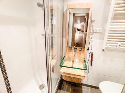 Location au ski Studio cabine 4 personnes (26) - La Résidence Pramecou - Tignes - Appartement