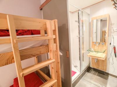 Location au ski Studio cabine 4 personnes (26) - La Résidence Pramecou - Tignes - Chambre