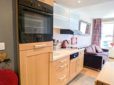 Location au ski Studio cabine 4 personnes (26) - La Résidence Pramecou - Tignes - Cuisine