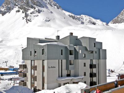 Ski en décembre Le Bollin