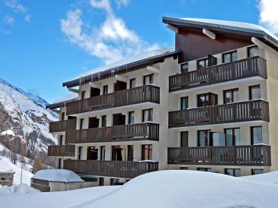 Skiverleih Studio Schlafnische 4 Personen (9) - Le Grand Ski - Tignes - Draußen im Winter