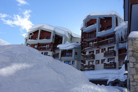 Location Tignes : Le Hameau du Borsat 3 hiver