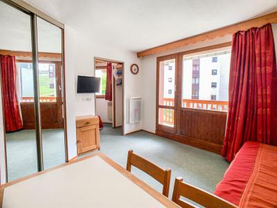 Location au ski Appartement 2 pièces cabine 6 personnes (3017) - Le Hameau du Borsat 3 - Tignes - Séjour