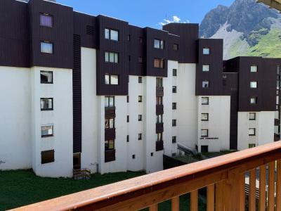 Location au ski Appartement 2 pièces cabine 6 personnes (3030) - Le Hameau du Borsat 3 - Tignes - Balcon