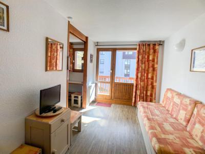 Location au ski Studio cabine 4 personnes (3024) - Le Hameau du Borsat 3 - Tignes - Séjour