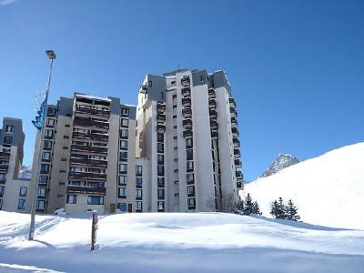 Holiday in mountain resort 1 room apartment 5 people (5) - Le Slalom - Tignes - Winter outside