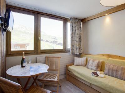 Rent in ski resort 1 room apartment 2 people (3) - Palafour - Tignes - Apartment