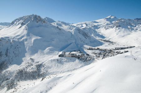 Rent in ski resort Résidence 2100 B - Tignes