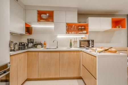 Rent in ski resort 2 room apartment cabin 5 people (B15P) - Résidence 2100 B - Tignes
