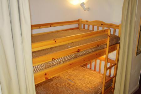 Rent in ski resort 2 room apartment sleeping corner 6 people (521CL) - Résidence Bec Rouge - Tignes - Bunk beds