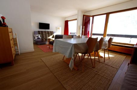 Rent in ski resort 4 room apartment 10 people (153CL) - Résidence Bec Rouge - Tignes - Living room