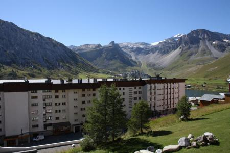 Rent in ski resort 2 room apartment sleeping corner 6 people (521CL) - Résidence Bec Rouge - Tignes