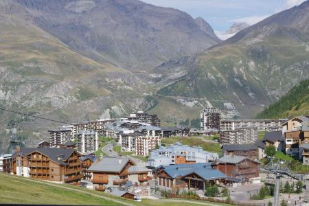 Rent in ski resort 2 room apartment sleeping corner 6 people (931CL) - Résidence Bec Rouge - Tignes