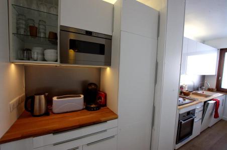 Rent in ski resort 4 room apartment 10 people (153CL) - Résidence Bec Rouge - Tignes