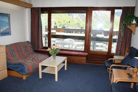 Rent in ski resort 2 room apartment sleeping corner 6 people (731CL) - Résidence Bec Rouge - Tignes