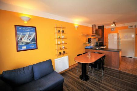Rent in ski resort Studio sleeping corner 4 people (922CL) - Résidence Bec Rouge - Tignes
