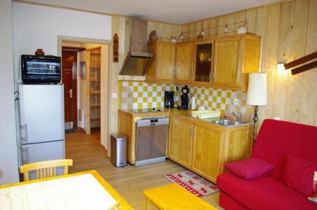 Rent in ski resort Studio sleeping corner 4 people (704CL) - Résidence Bec Rouge - Tignes