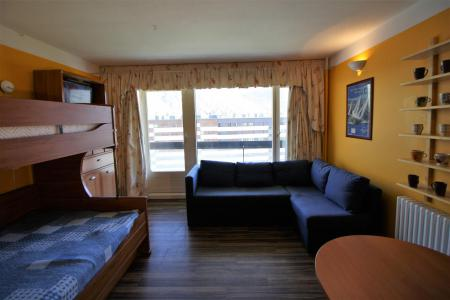 Rent in ski resort Studio sleeping corner 4 people (922CL) - Résidence Bec Rouge - Tignes - Living room