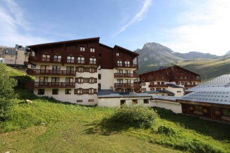 Rent in ski resort Studio 2 people (414CL) - Résidence Chalet Club - Tignes