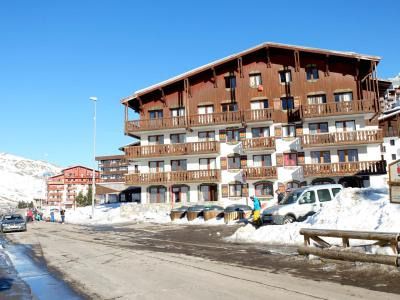 Location Tignes : Résidence Chalet Club IV Blanchot hiver