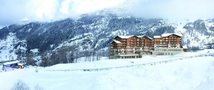 Location Tignes : Résidence Club MMV L'Altaviva hiver