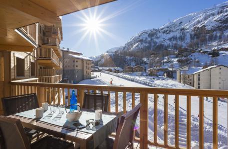 Location au ski Résidence Club MMV L'Altaviva - Tignes - Balcon