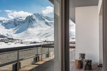 Rent in ski resort 2 room apartment cabin 6 people (0FP) - Résidence Combe Folle - Tignes
