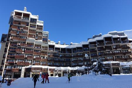 Location Tignes : Résidence Curling A Tour hiver