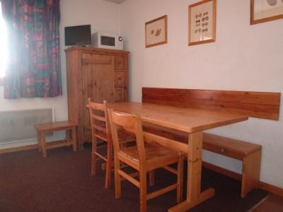 Location au ski Studio cabine 4 personnes (006) - Residence Divaria - Tignes