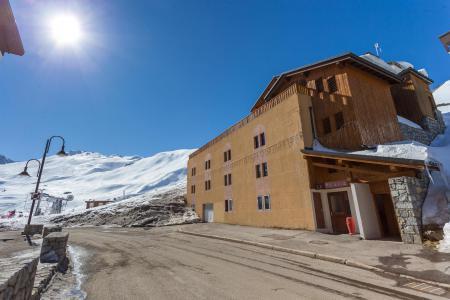 Vacances en montagne Studio cabine 4 personnes (007) - Résidence Divaria - Tignes - Extérieur hiver