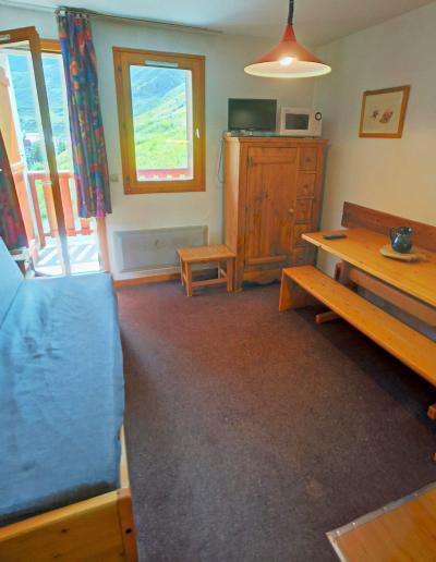 Location au ski Studio cabine 4 personnes (006) - Résidence Divaria - Tignes - Appartement