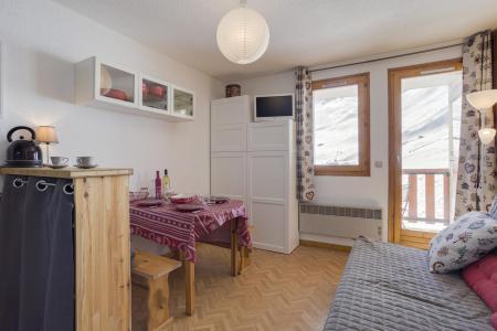 Location au ski Studio cabine 4 personnes (007) - Résidence Divaria - Tignes - Appartement