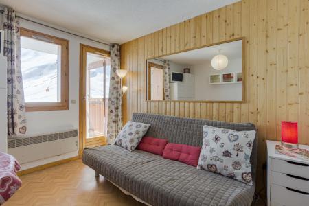 Location au ski Studio cabine 4 personnes (007) - Résidence Divaria - Tignes - Séjour
