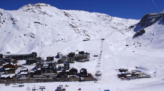 Location Tignes : Résidence Génépis hiver