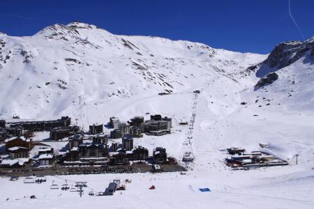 Location Tignes : Résidence Hameau du Borsat hiver