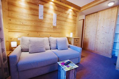 Rent in ski resort 2 room apartment 4 people (1215CL) - Résidence Hameau du Borsat - Tignes