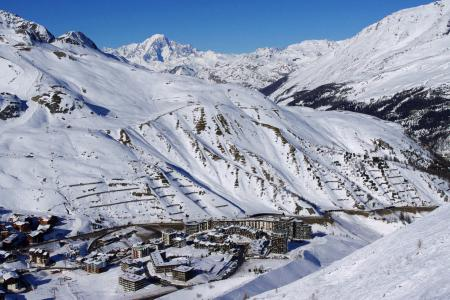 Rent in ski resort Résidence Home Club 1 - Tignes - Winter outside